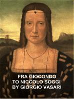 Fra Giocondo to Niccolo Soggi