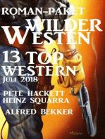 Roman-Paket Wilder Westen