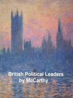 British Political Leaders