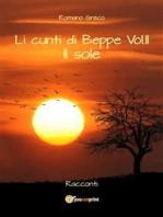 Li cunti di Beppe - Vol.II - Il sole