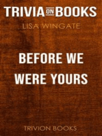 Before We Were Yours by Lisa Wingate (Trivia-On-Books)