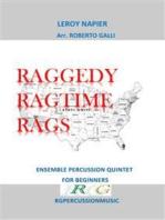 Raggedy Ragtime Rags