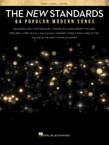 The New Standards: 64 Popular Modern Songs