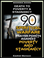 90 Spiritual Warfare Prayers Points Against Poverty And Stagnancy