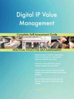 Digital IP Value Management Complete Self-Assessment Guide
