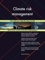 Climate risk management The Ultimate Step-By-Step Guide