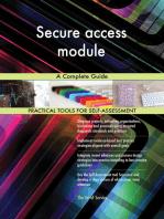 Secure access module A Complete Guide