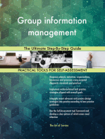 Group information management The Ultimate Step-By-Step Guide