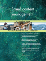 Brand content management A Complete Guide