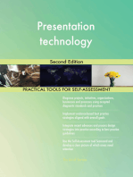 Presentation technology Second Edition