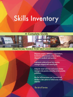 Skills Inventory A Complete Guide
