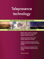 Telepresence technology The Ultimate Step-By-Step Guide