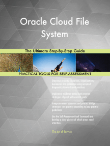 Oracle Cloud File System The Ultimate Step-By-Step Guide