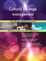 Cultural heritage management The Ultimate Step-By-Step Guide