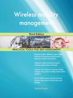 Wireless mobility management Third Edition