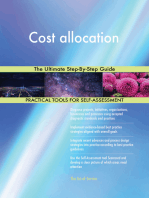 Cost allocation The Ultimate Step-By-Step Guide
