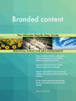 Branded content The Ultimate Step-By-Step Guide