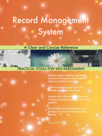 Record Management System A Clear and Concise Reference