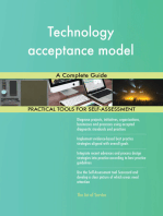 Technology acceptance model A Complete Guide