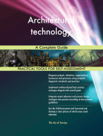 Architectural technology A Complete Guide