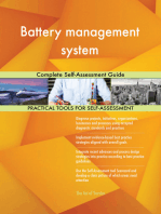 Battery management system Complete Self-Assessment Guide