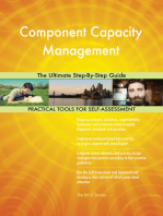 Component Capacity Management The Ultimate Step-By-Step Guide
