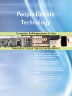 People-Literate Technology Complete Self-Assessment Guide