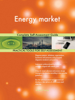Energy market Complete Self-Assessment Guide