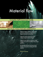 Material flow Complete Self-Assessment Guide