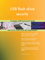 USB flash drive security Complete Self-Assessment Guide