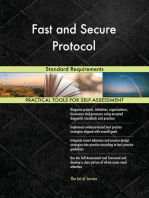 Fast and Secure Protocol Standard Requirements