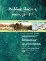 Building lifecycle management Third Edition