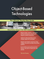 Object-Based Technologies The Ultimate Step-By-Step Guide