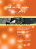 Risk Management Programme Second Edition