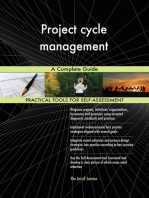 Project cycle management A Complete Guide