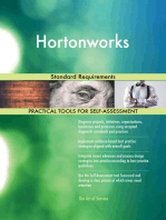 Hortonworks Standard Requirements