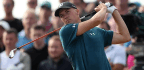 Tiger Woods Shoots 66, Makes Charge At British Open Leaderboard