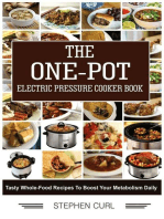 The One-Pot Electric Pressure Cooker Book