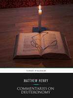 Commentaries on Deuteronomy