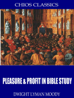 Pleasure & Profit in Bible Study
