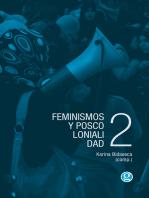 Feminismos y poscolonialidad 2
