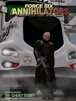Force Six, The Annihilators 08 Ghost Story