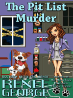 The Pit List Murder (A Barkside of the Moon Cozy Mystery, #3)