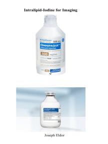 Intralipid-Iodine for Imaging