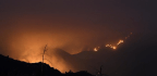 Crews Continue Working On Containment Lines In Wildfire West Of Yosemite
