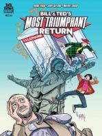 Bill & Ted's Most Triumphant Return #2