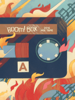 BOOM! Box Mix Tape 2016