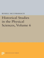 Historical Studies in the Physical Sciences, Volume 6