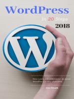 WordPress in 20 Steps