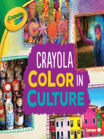 Crayola ® Color in Culture